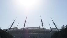 New Stadium St Petersburg