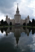 Moscow State University, one of Stalin's Seven Sisters