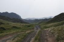 And gorgeous mountains.