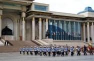 Parade at Genghis Square