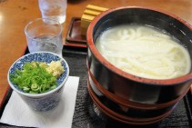 Udon. Simple, yet delicious.