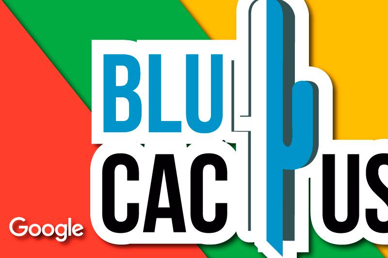 BluCactus Los algoritmos de Google
