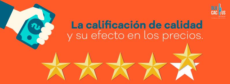 BluCactus Cuánto cuesta una campaña de Google Ads La calificación de calidad y su efecto en los precios
