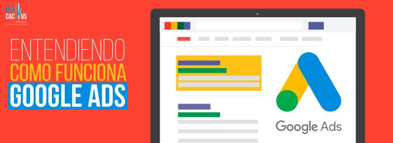 BluCactus Cuánto cuesta una campaña de Google Adwords Entendiendo como funciona Google Ads
