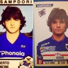Roberto Mancini e Dodò