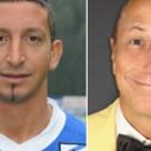 Franco Semioli e Pippo Franco