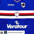 Veratour è il nuovo sponsor della Sampdoria che farà l'esordio sulle maglie in Samp - Lazio.