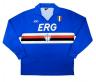 Maglia blu 1991/1992