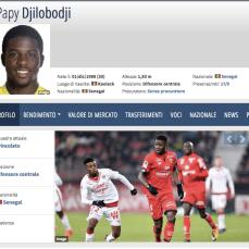 30 anni, difensore centrale (Senegal)