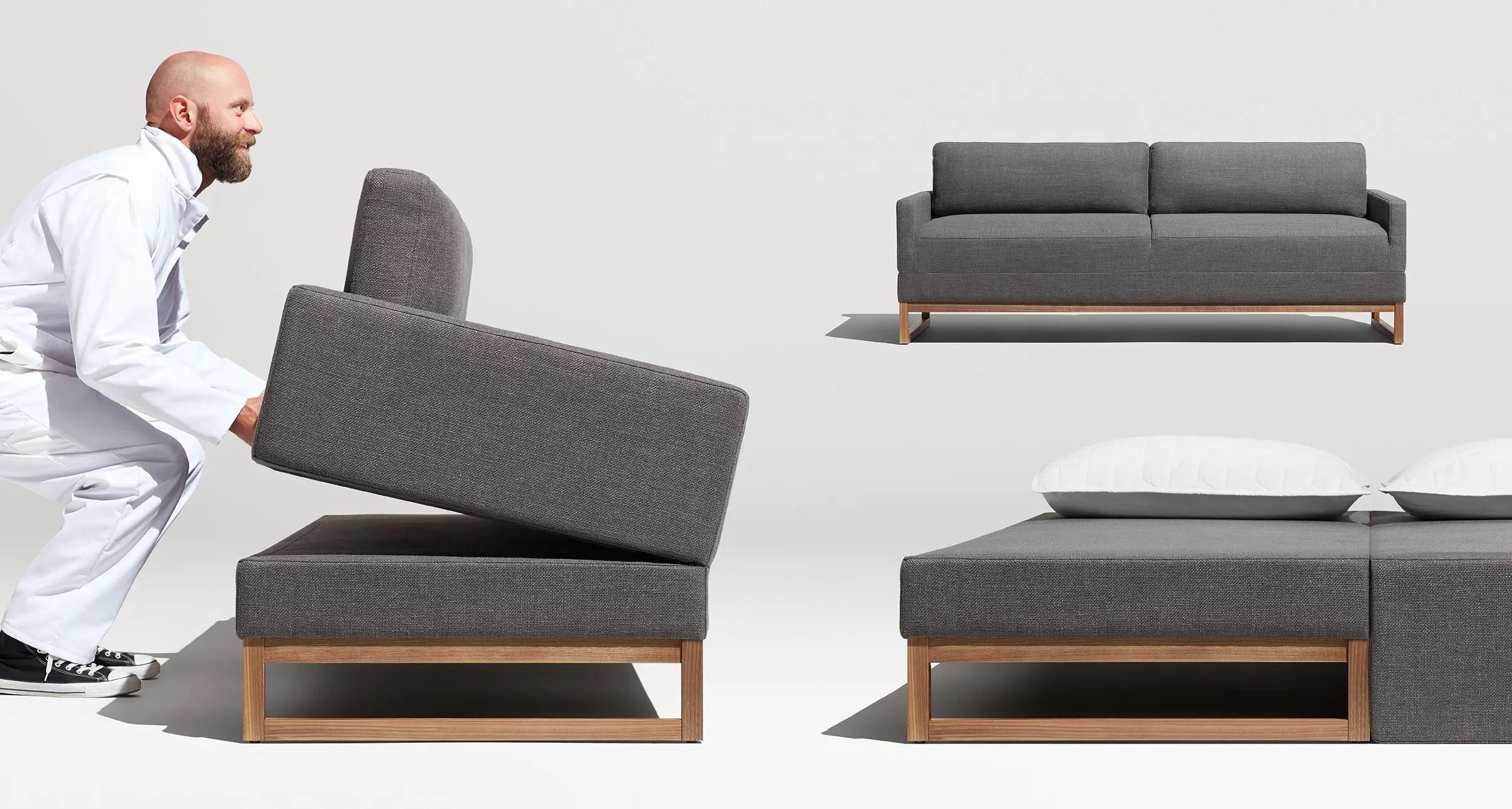 Sleeper Sofa - Diplomat Convertible Sofa