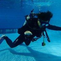 限定水域トレーニング
