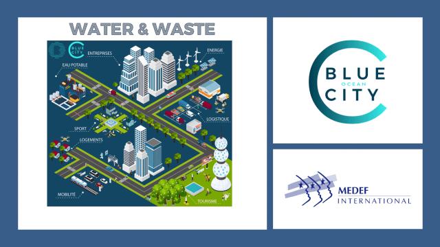 BlueCity – Drinkable Water & Waste Management