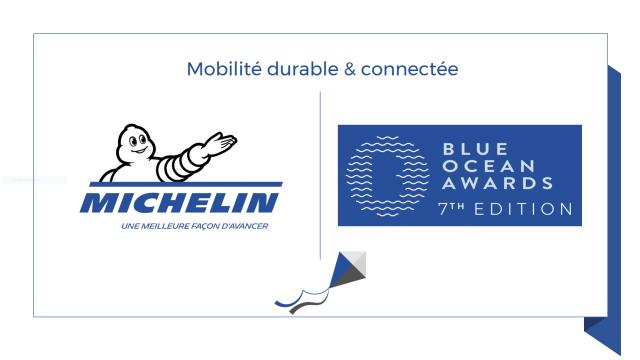 Mobilité Michelin 7th Blue Ocean Awards