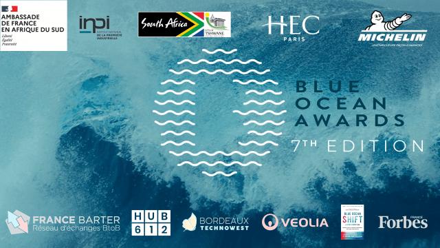 Appel à candidatures 7e édition des Blue Ocean Awards : les entreprises françaises et étrangères invitées à postuler à cette prestigieuse compétition