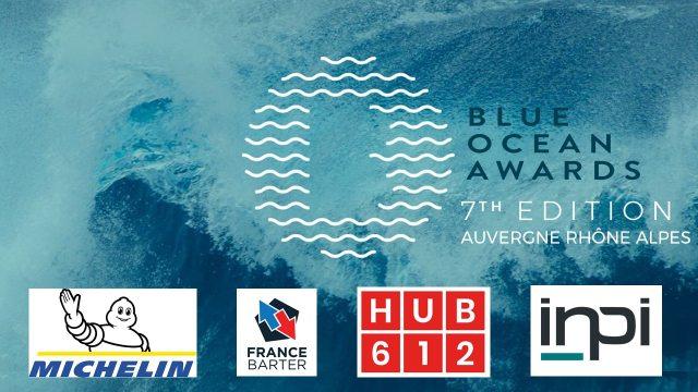 BLUE OCEAN AWARDS édition AUVERGNE RHÔNE ALPES