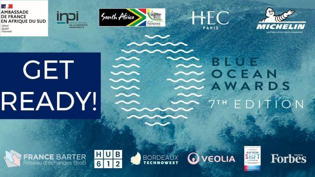 Présentation du dispositif des 7th Blue Ocean Awards du 11 mai 2021