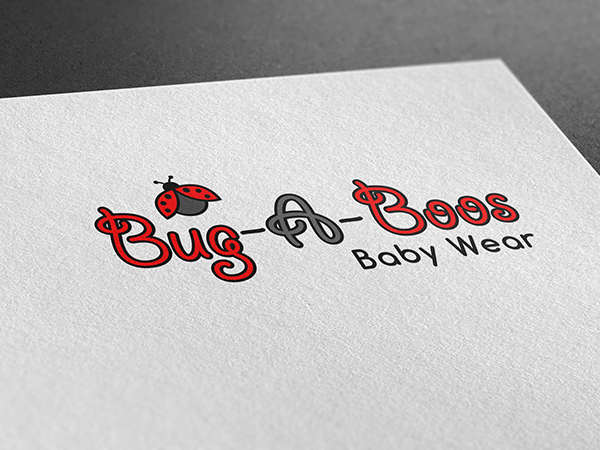Bug-A-Boos - Logo Design