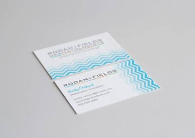 Independent Consultant Business Cards