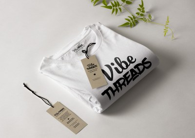 Vibe Threads Fashion Branding