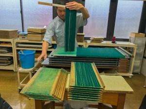 incense making process Japan