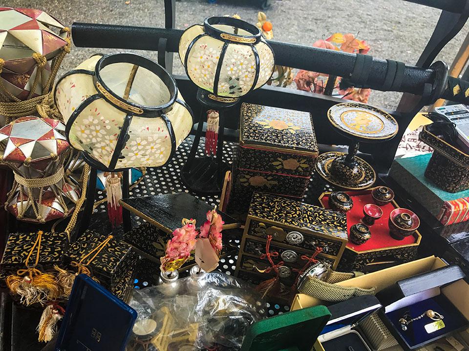 כלים יפנים