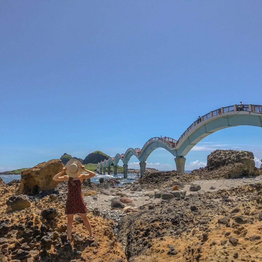 גשר הקשתות טאיוואן