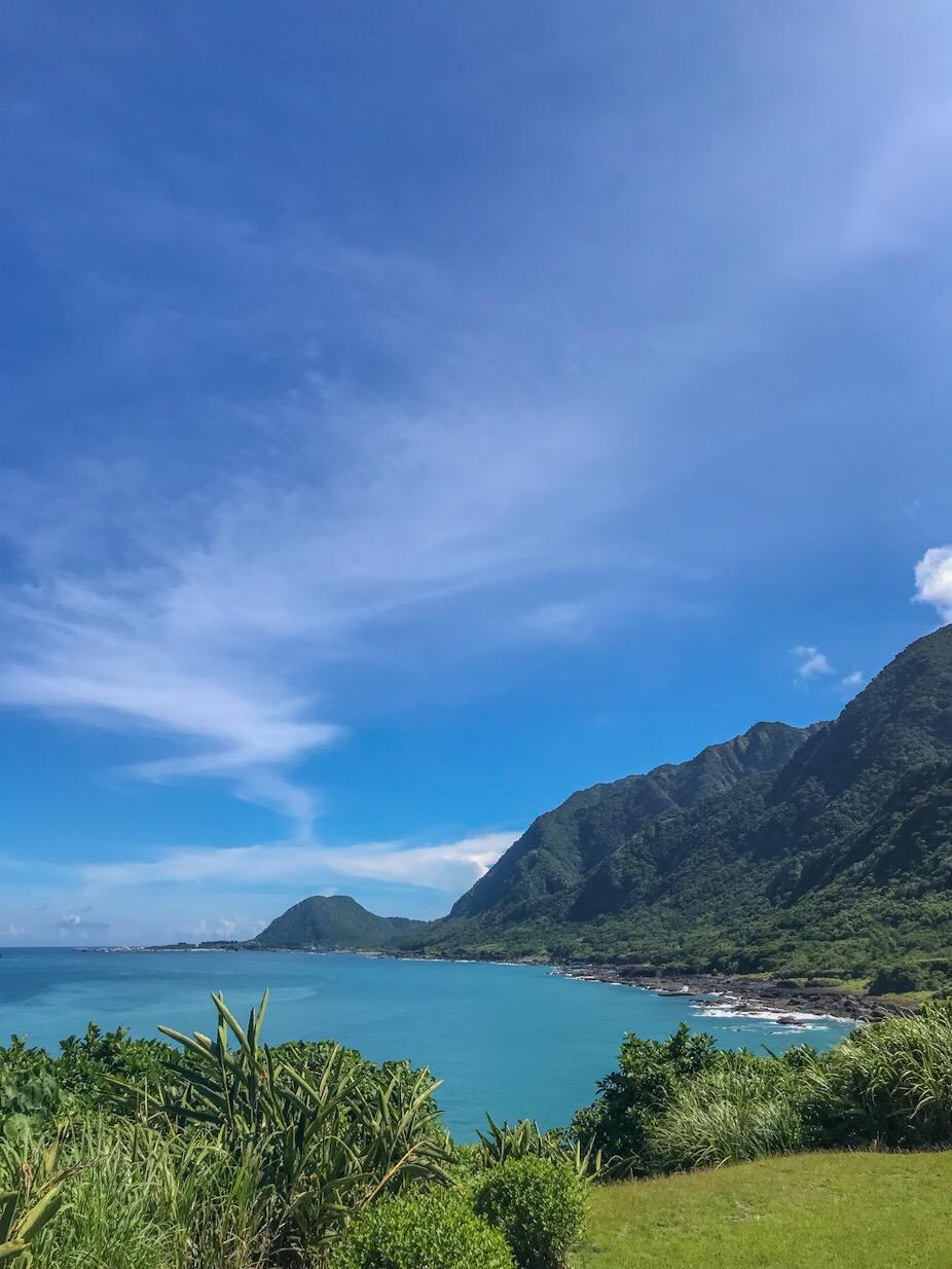 Qingshui Cliffs - Taiwan itinerary