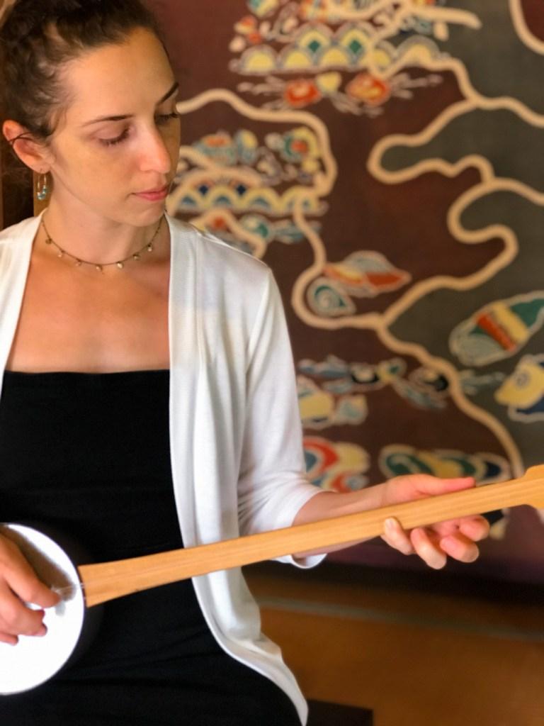 כלי נגינה יפני