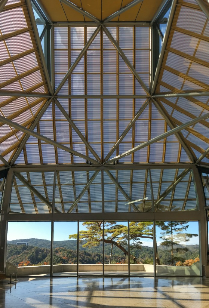 Miho Museum architecture