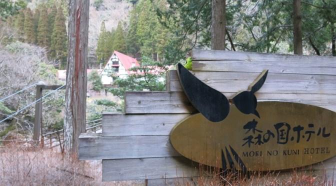 子連れで行く、四国3泊4日旅行 その3 滑床渓谷の森の国ホテルに宿泊