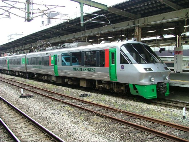 Most of Midori are serviced by 783 series.