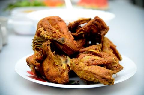 7 Ayam Goreng Paling Sedap Di Depok Kumparan Com