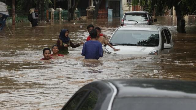 Banjir di Bukit Duri