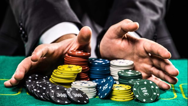 Ilustrasi kasino