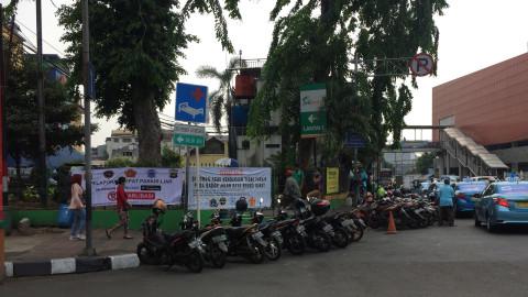 Aplikasi Pengaduan Parkir Liar di Jakarta Timur
