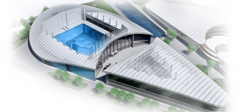 Press Release: Blue Abyss brings world's biggest and deepest pool to Cornwall with £150m project