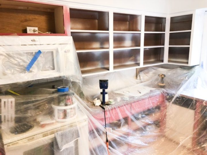 Kitchen Update Paint Your Cabinets Without Sanding Or Priming Part 2 Blue Agate Abode,Luxury Studio Apartments Decor Ideas