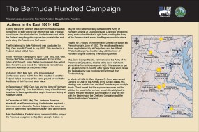 Actions in the East 1861-1863