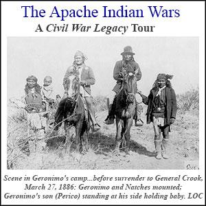 Apache Indian Wars
