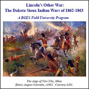 Dakota Indian Wars of 1862