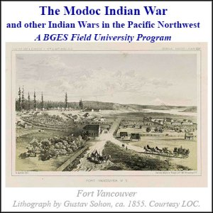 Modoc Indian War