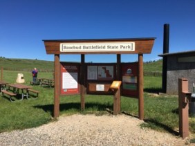 Rosebud Battlefield / Jo Roberts