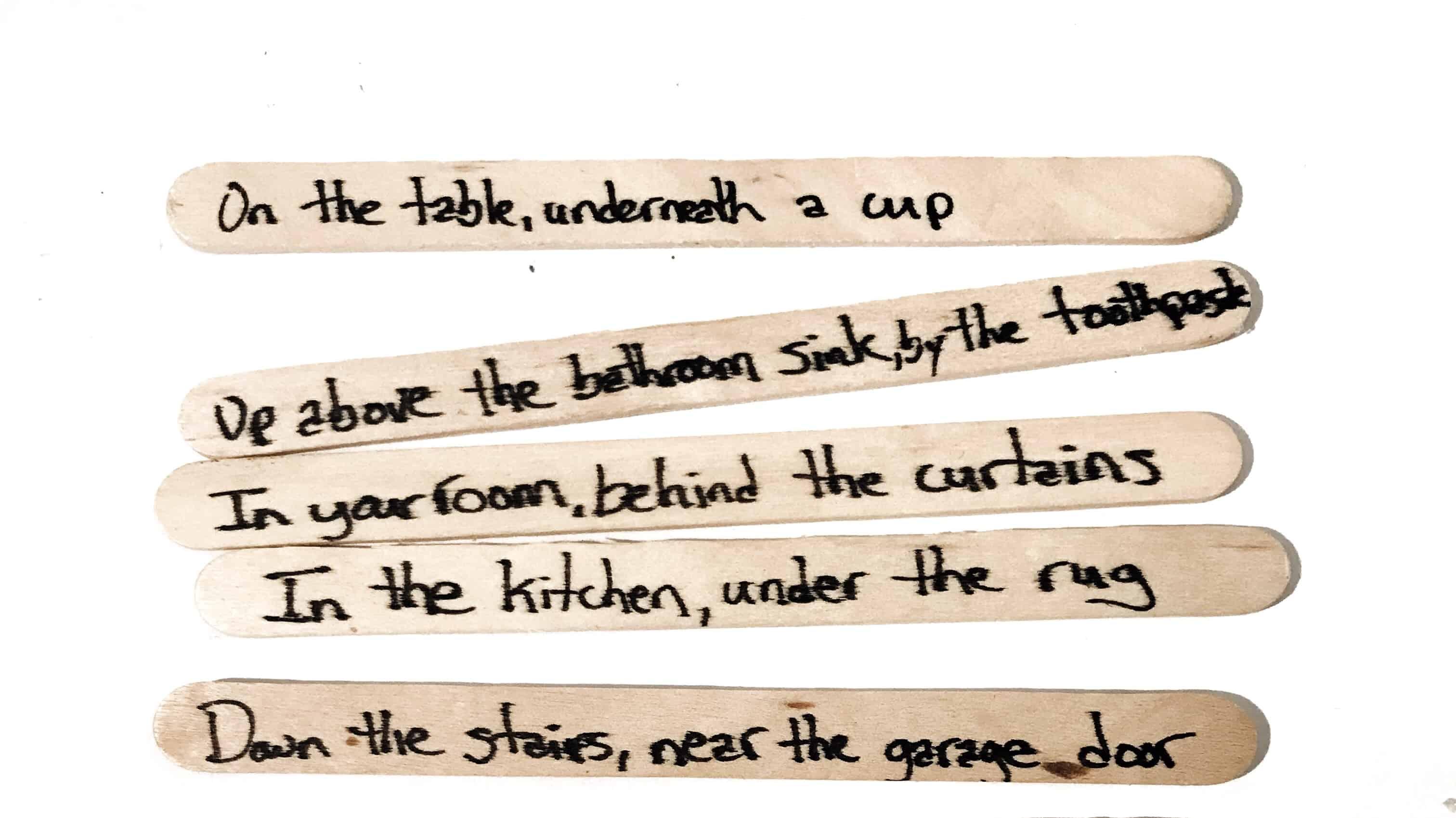 Difficult Preposition Worksheet