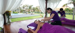 Relax and Enjoy our Spa treatment