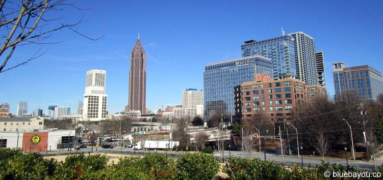 Atlanta: Hier verbringe ich jedes Jahr einige Monate - meist alleine.