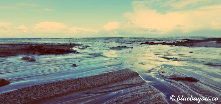 Wunderschöne Atlantikküste Spaniens entlang des Jakobswegs.