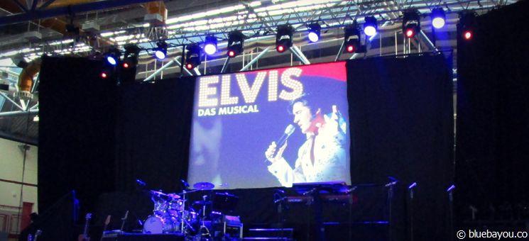 """""""Elvis - das Musical"""" - die Show war lange Zeit auf Tour und ist ab August 2015 wieder in Berlin zu sehen."""