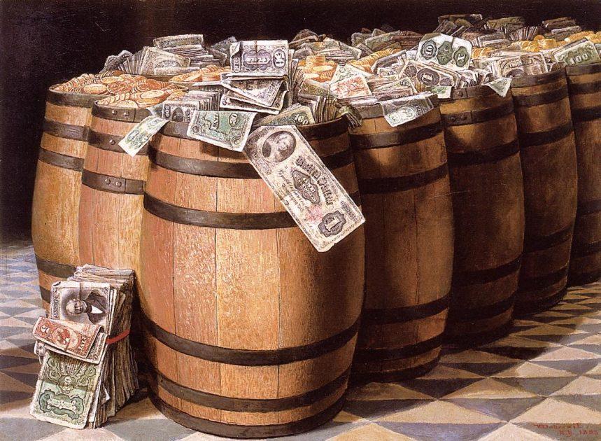 Victor Dubreuil Money to Burn