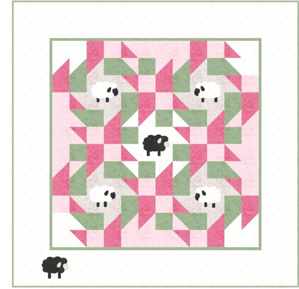Where R Ewe Quilt Pattern