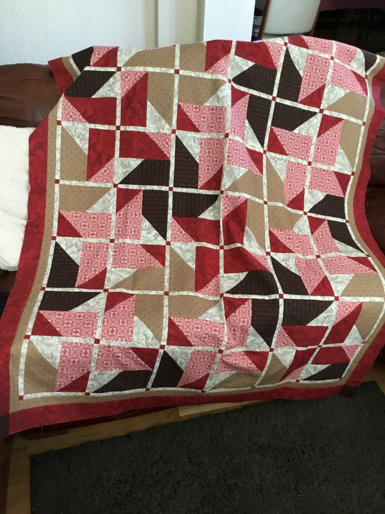 Box of Chocolate Covered Cherries Quilt